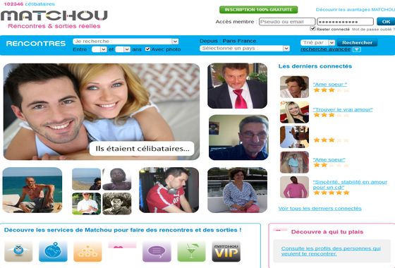 Sites de rencontre veufs