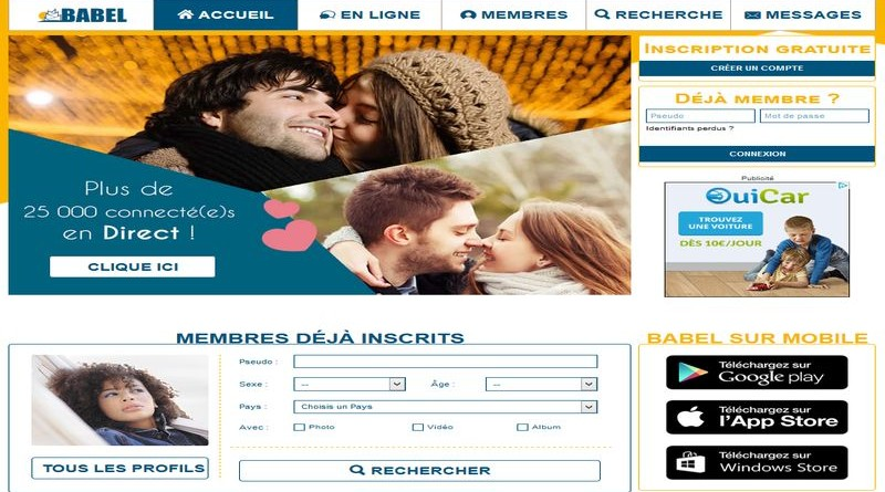 ... sites de chatroulette | Bons Plans Rencontre - Meetic Gratuit 2016