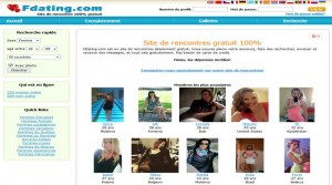 Rencontre international gratuit