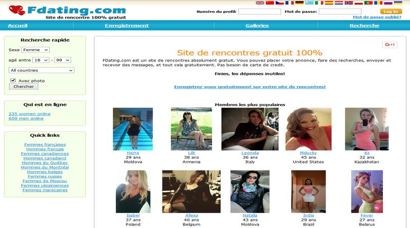 Site de rencontre gratuit international musulman